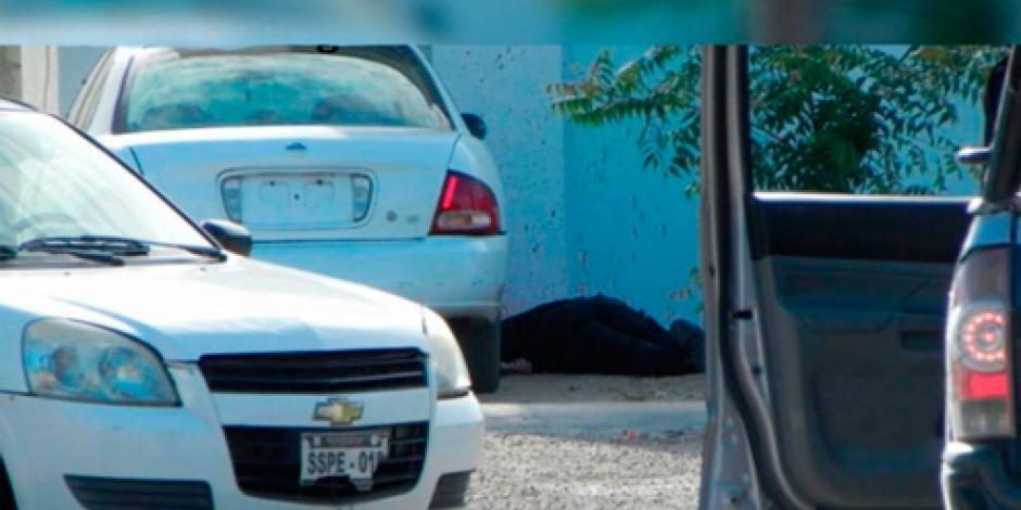Asesinan a jefe de custodios del Cereso en La Paz