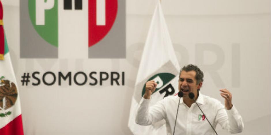PRI celebra triunfos en elecciones extraordinarias de Zacatecas e Hidalgo