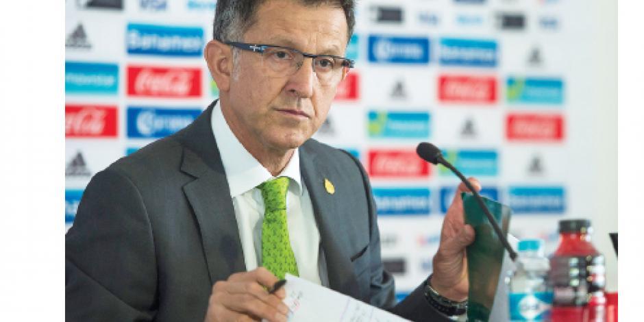 Osorio defiende lista de Copa América