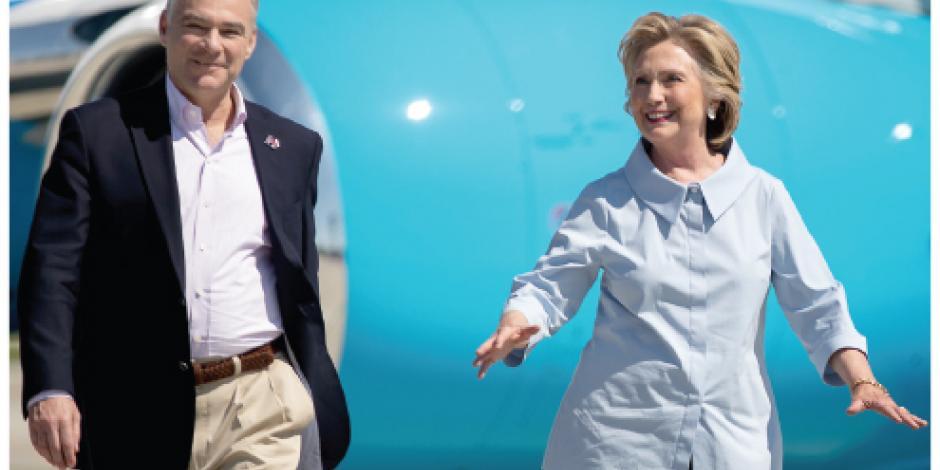 Hillary rechaza venir a México