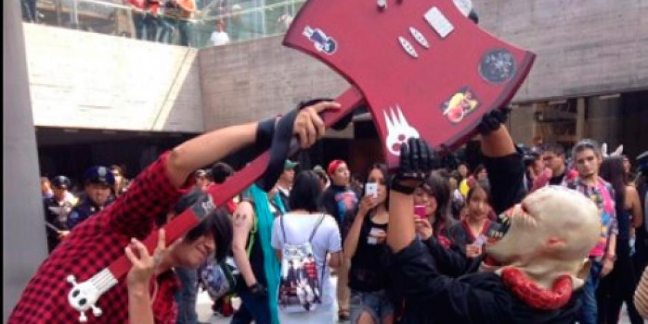 CDMX alberga la tercera marcha del Orgullo Friki