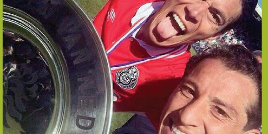 Héctor y Andrés ganaron la Liga