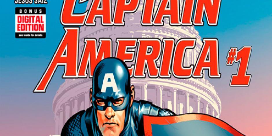 Capitán América ¿un agente de Hydra?
