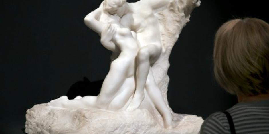 """""""Eterna primavera"""" de Rodin alcanza precio histórico en Nueva York"""