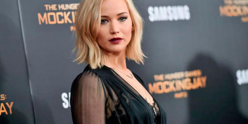 Por segundo año consecutivo, Jennifer Lawrence es la actriz más rica