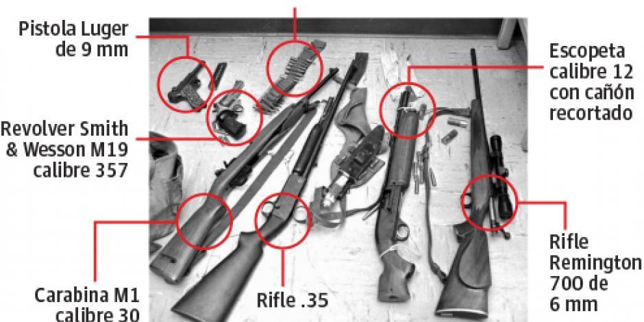 Los tiroteos masivos en EU, desde hace 50 años