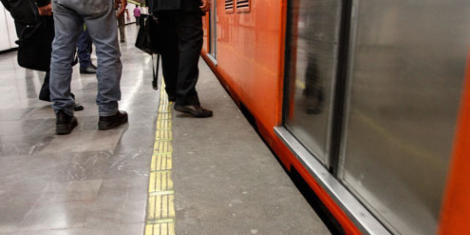 En 100 días, detienen a 178 acosadores en el Metro