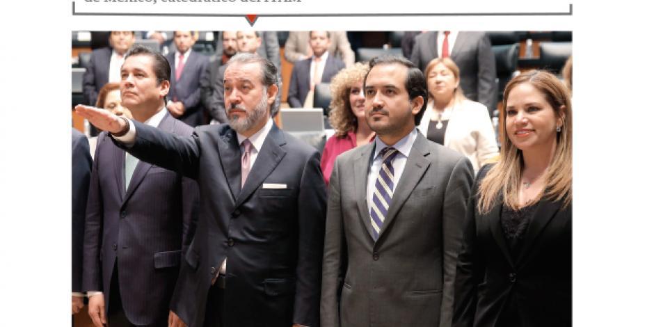 Duarte, Padrés y los 43, la prioridad para titular de PGR