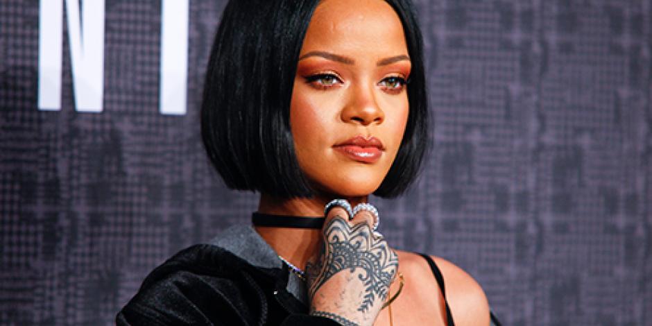 Eligen a Rihanna para recibir premio