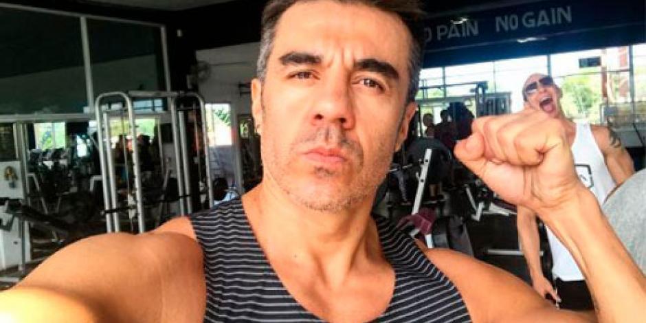 Detienen al presunto asaltante de Adrián Uribe