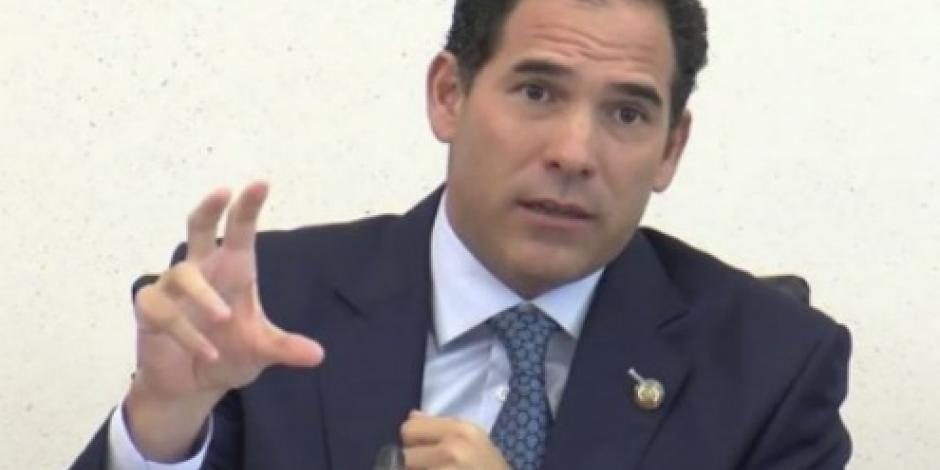 Pide Escudero replantear Fiscalía Anticorrupción