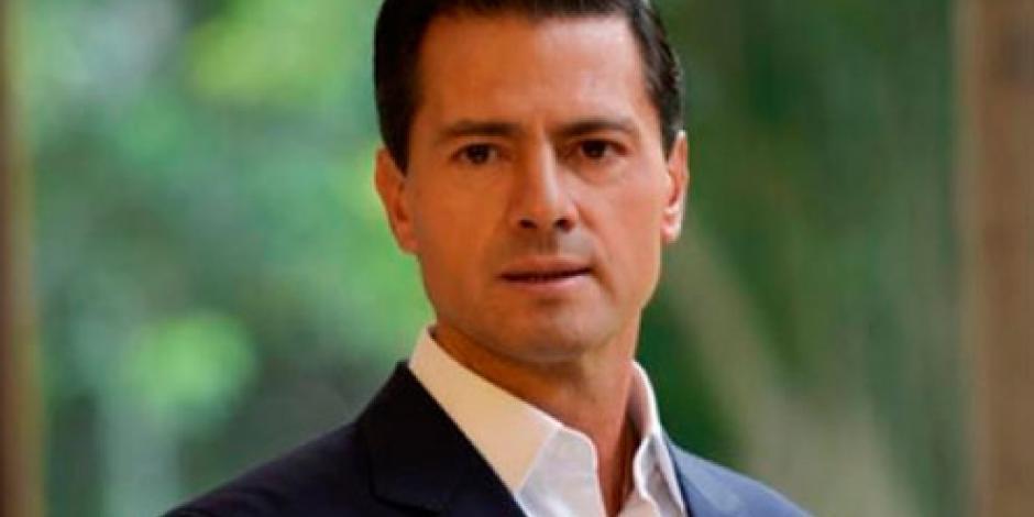 EPN inicia difusión de su Cuarto Informe de Gobierno