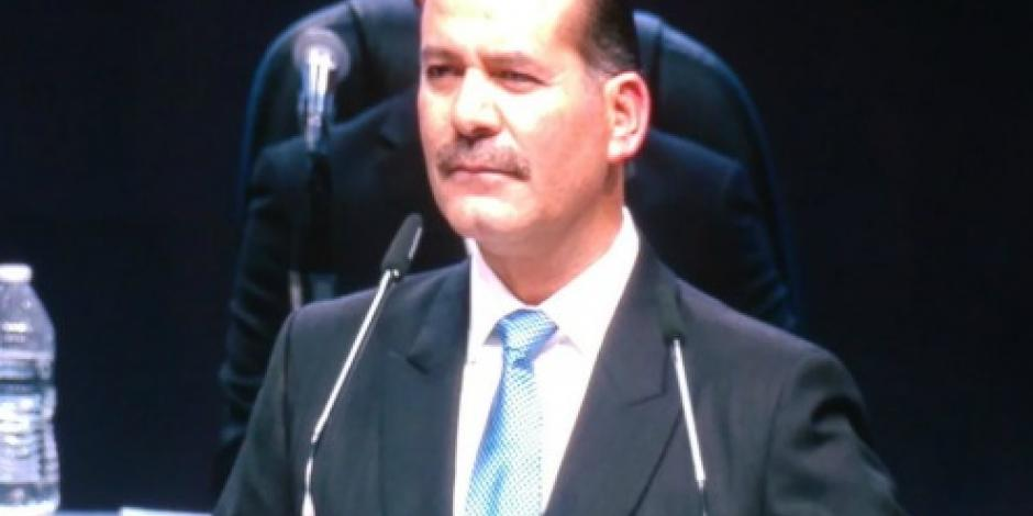 Martín Orozco asume gubernatura de Aguascalientes