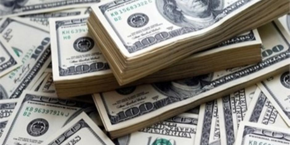 Dólar abre hasta en 21.05 pesos en bancos de la CDMX