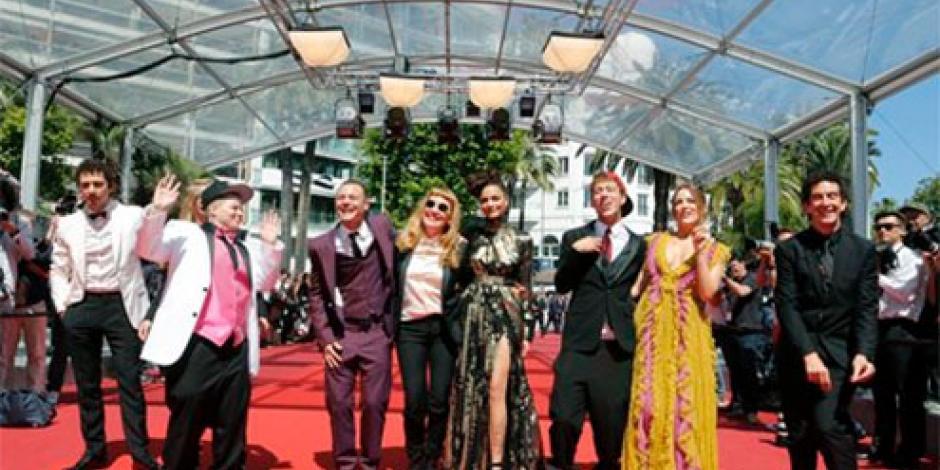 Rinden homenaje a directoras de cine en Cannes