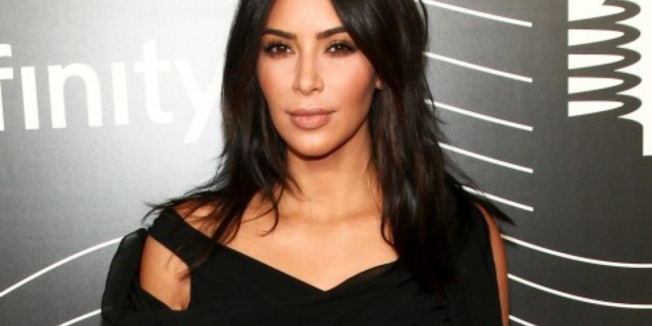 Ladrones pierden una joya robada a Kim Kardashian en su huida