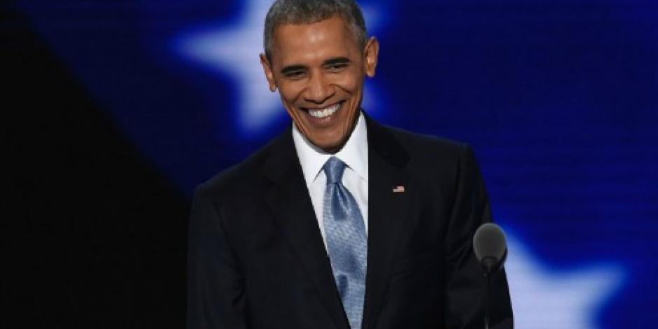 Resalta Obama logros en su último mensaje del año