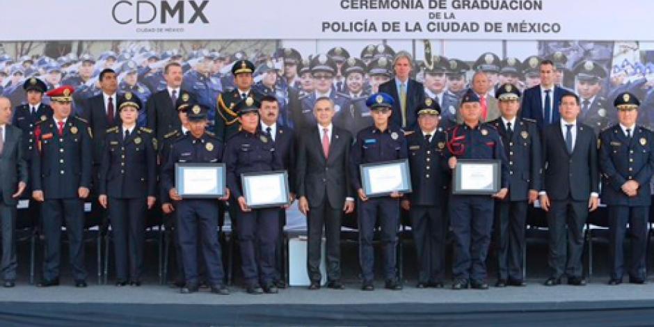 Delitos en la CDMX han bajado un 34%, afirma Mancera