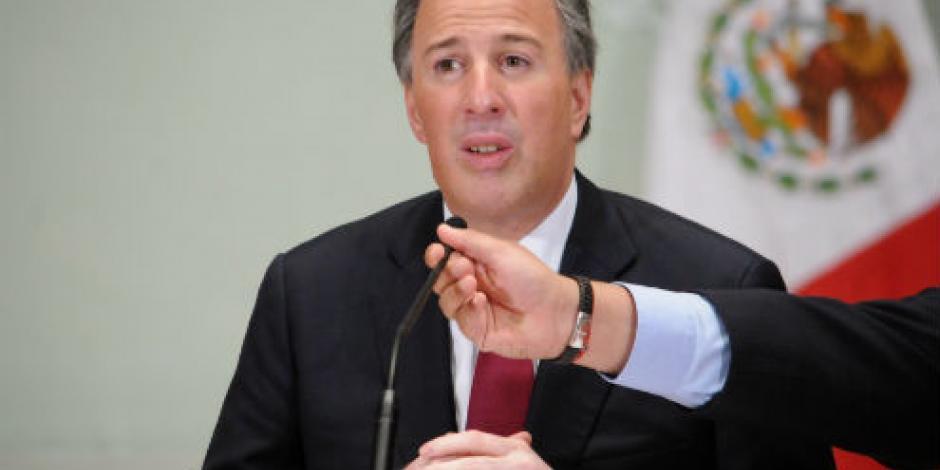 Ajustes al precio de las gasolinas no aumentarán inflación, afirma Meade