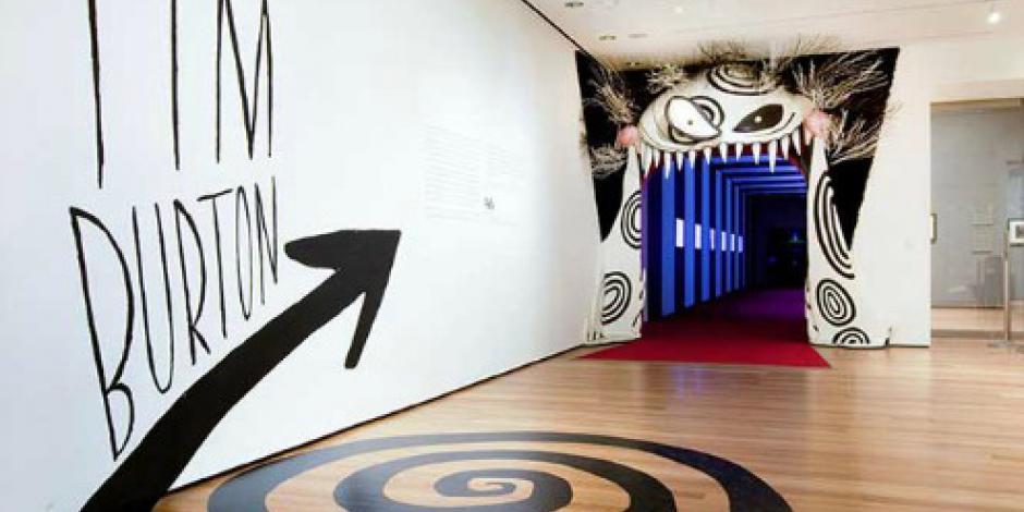 El extraño mundo de Tim Burton llegará al Museo Franz Mayer