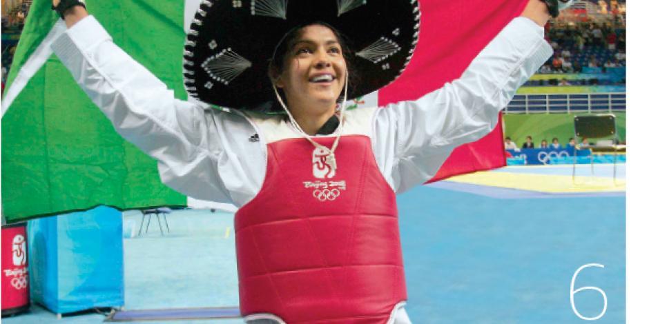 María Espinoza va a Río por su tercera medalla