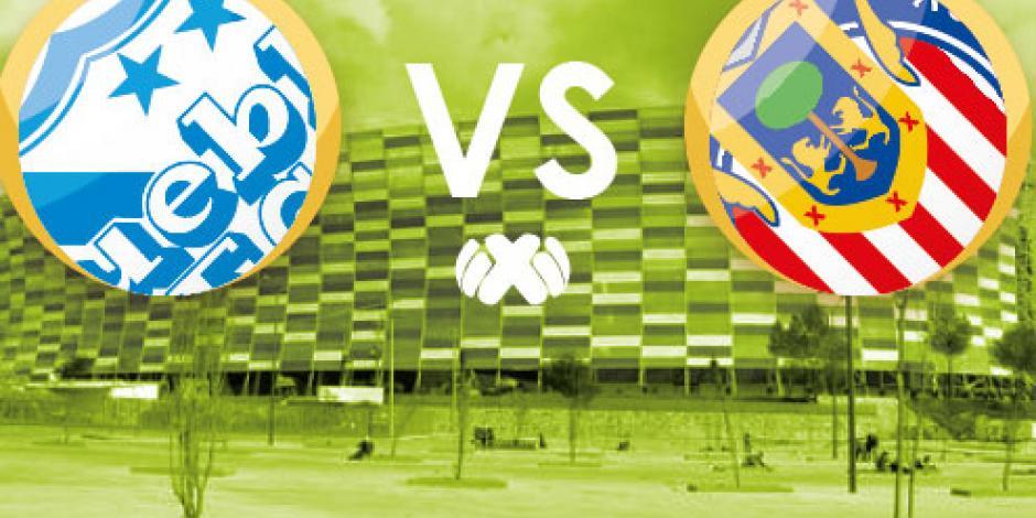 Marcador Final: Puebla 0 - 2 Chivas
