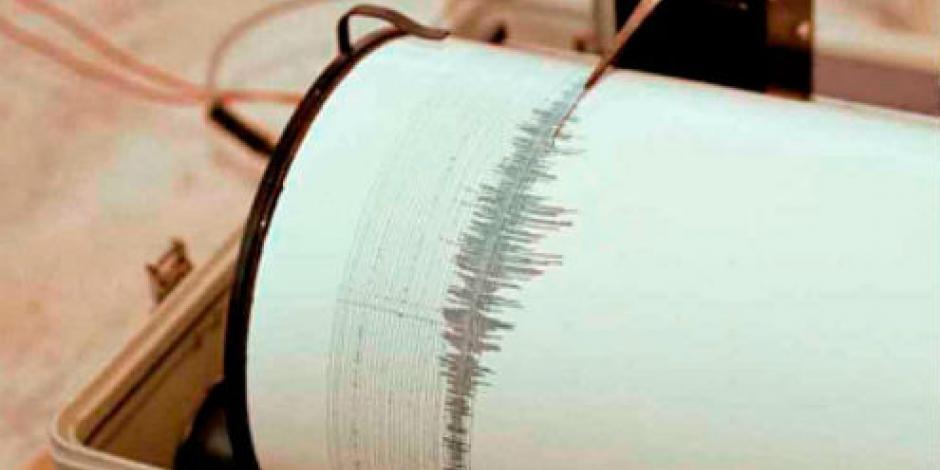 Reportan sismo de 4.2 grados Richter en Chiapas