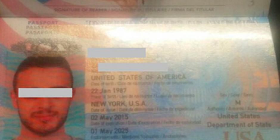 Detienen a tres sirios con pasaportes falsos en Guadalajara