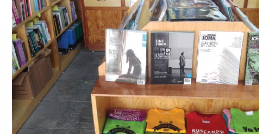 Conciben primera librería en México dedicada al teatro, la ópera y el cine