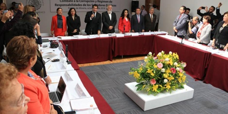 Asamblea Constituyente publica su reglamento interno