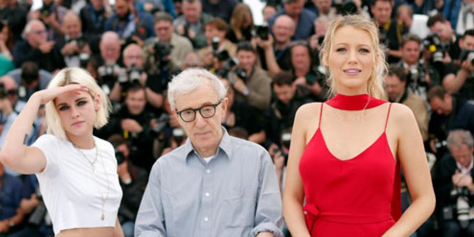 Edición 69 de Cannes abre con Café Society, de Woody Allen