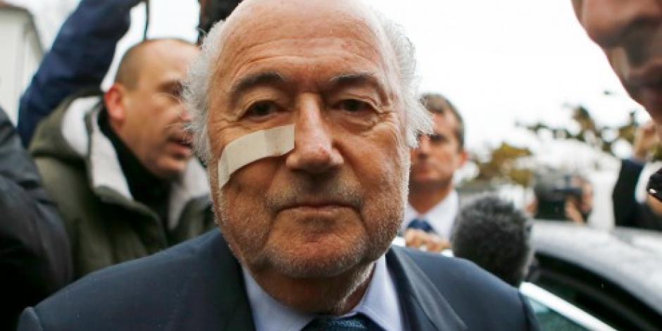 Blatter pierde apelación contra suspensión de la FIFA