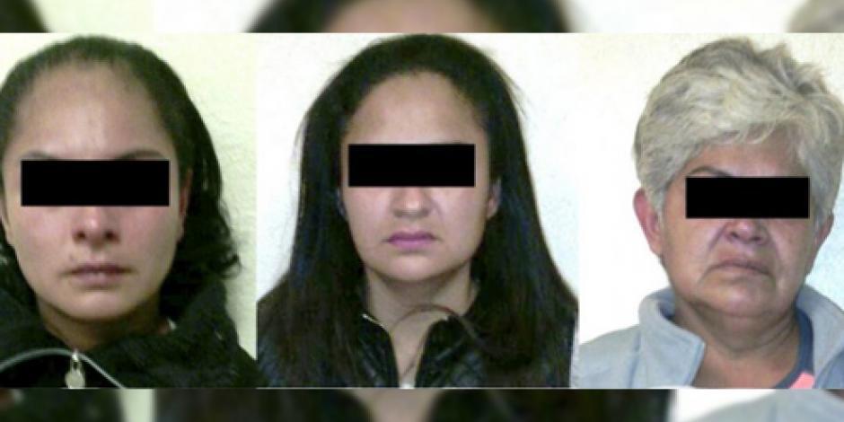 Dan formal prisión a tres mujeres por matar a golpes a un familiar en la CDMX