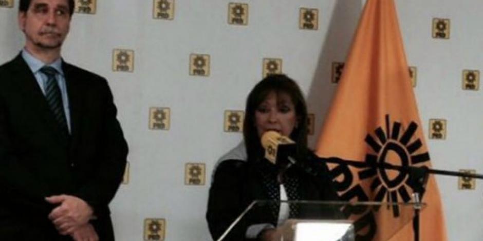PRD impugna elección de gobernador en Tlaxcala
