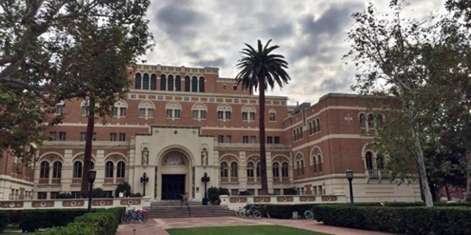 Estudiante mata a puñaladas a profesor de la Universidad del Sur de California