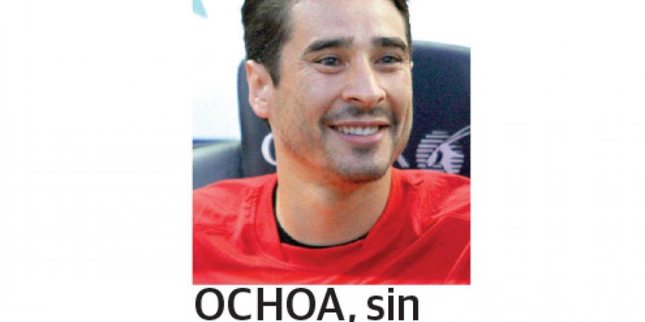 Kameni niega querer afectar a Ochoa