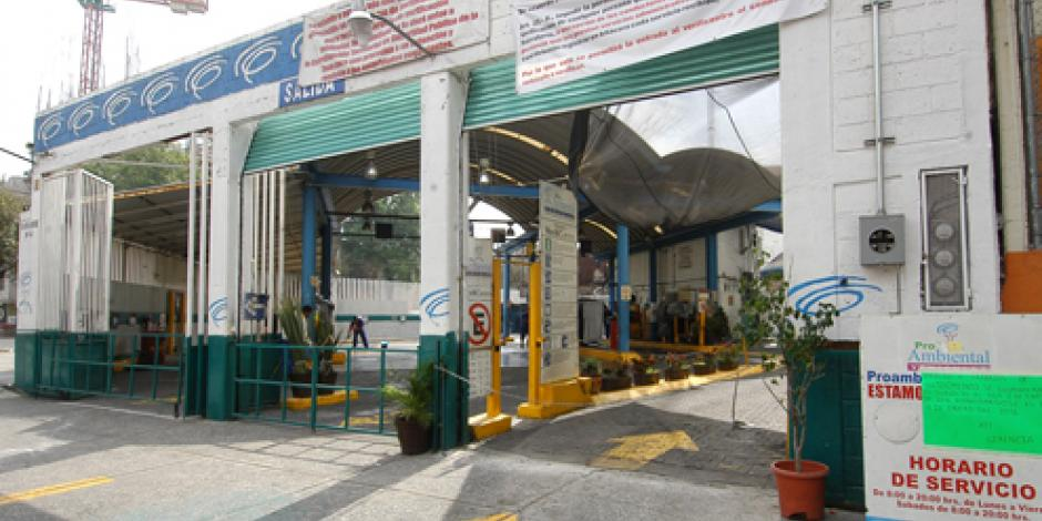 Edomex recibe apoyo internacional en verificación vehicular