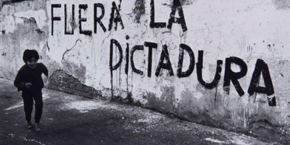 Nunca más el olvido, imágenes del golpe Estado en Argentina a 40 años de distancia