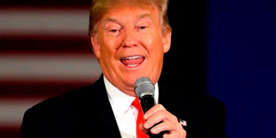 Es Trump el candidato republicano tras renuncia  de Cruz