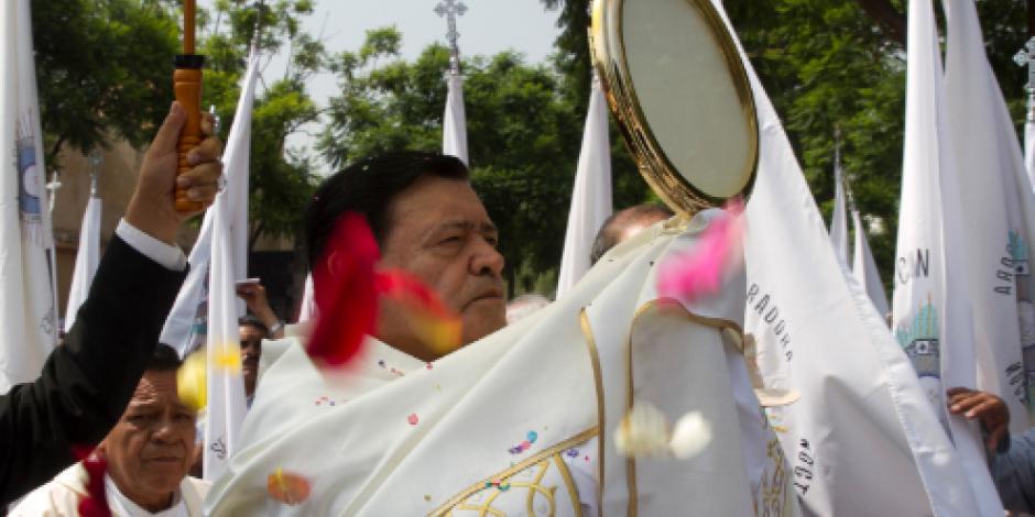"""Rivera critica ausencia de consulta a sociedad para """"matrimonio gay"""""""