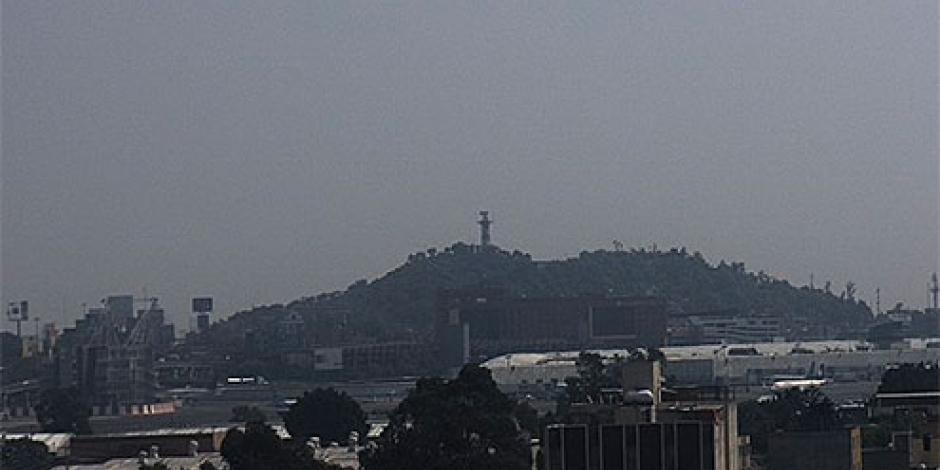 Prevén mala calidad del aire esta tarde en Valle de México