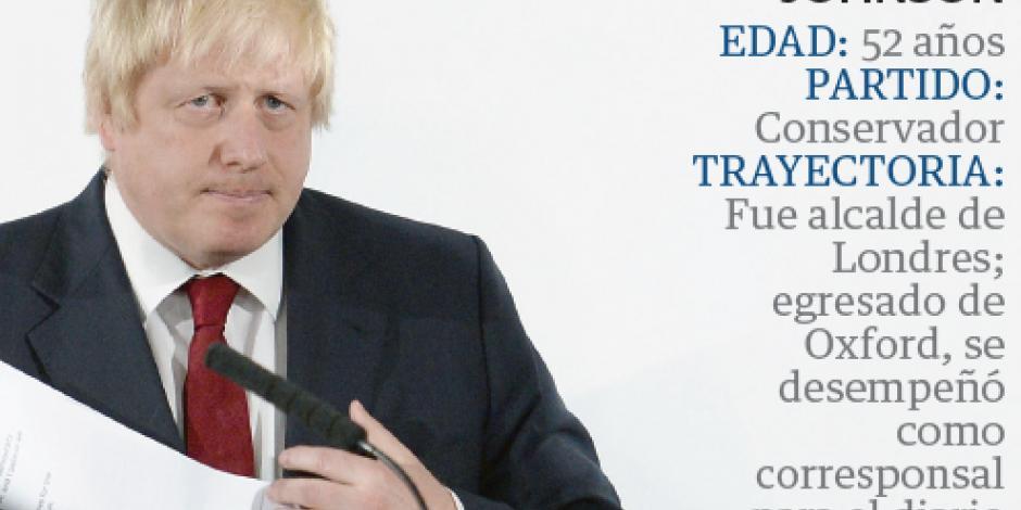 Impulsor del Brexit, por cargo de Cameron