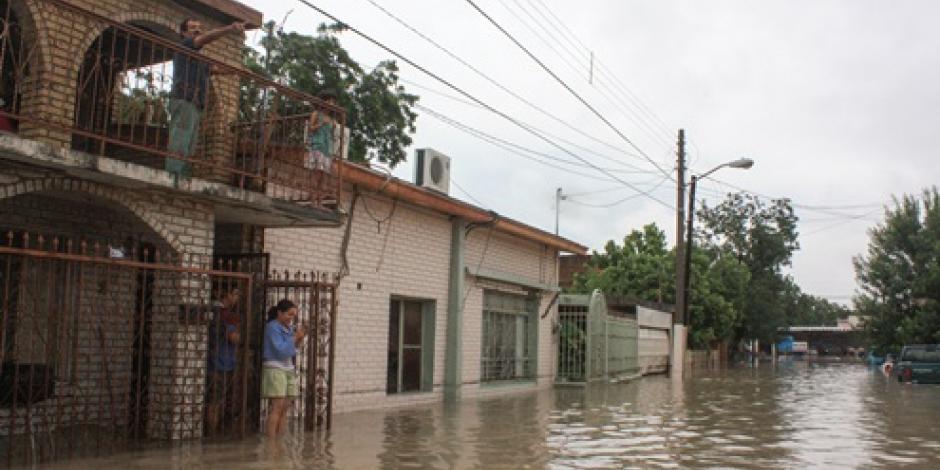 Emiten alerta en 5 municipios de Coahuila por lluvias