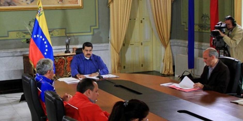 Venezuela reitera rechazo a eventual acuerdo de Colombia con OTAN