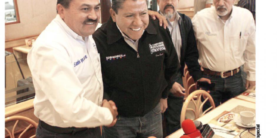 Suma Monreal apoyos de la alianza PAN-PRD