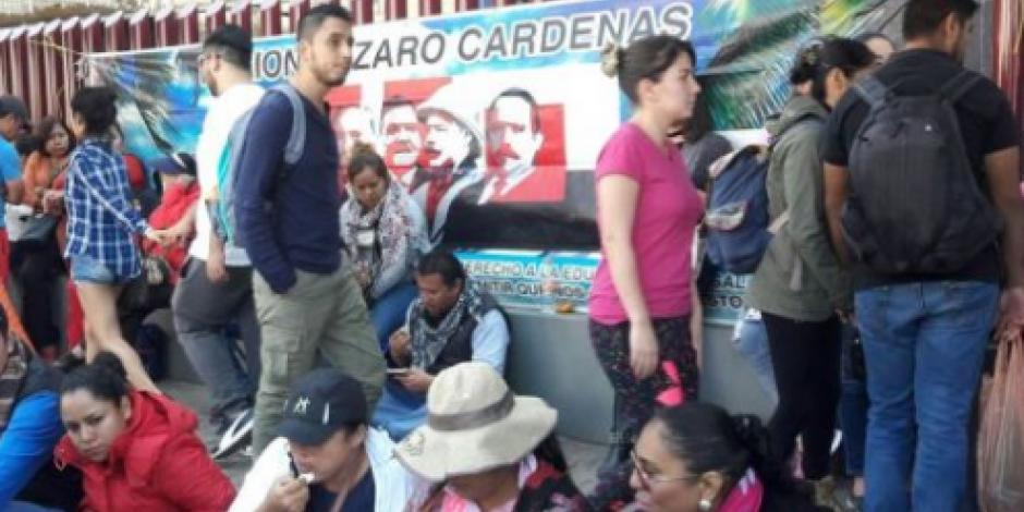 Definirá CNTE el lunes acciones ante pagos pendientes en Michoacán