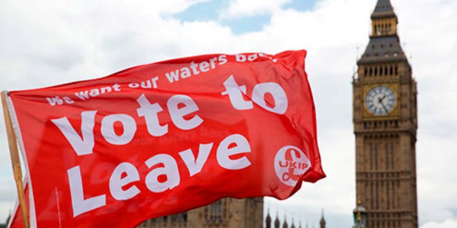 JUNIO: Histórica ruptura en la Unión Europea, Reino Unido se va del bloque