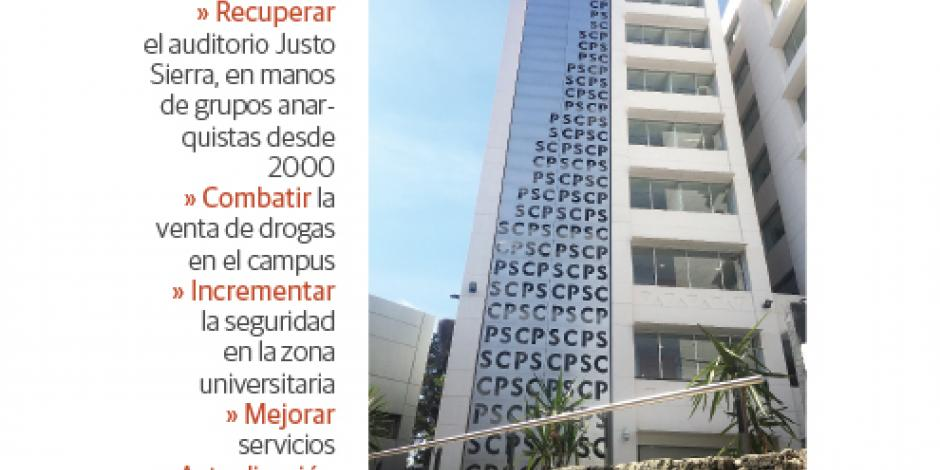 """UNAM deja que expertos decidan si """"por feo"""" tiran  nuevo edificio de posgrado"""