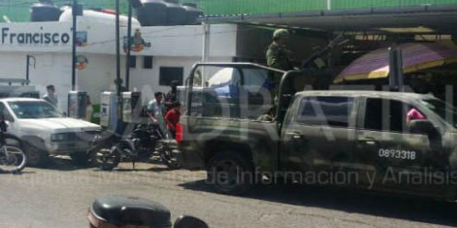 Asesinan a comandante del FUSDEG en Chilpancingo