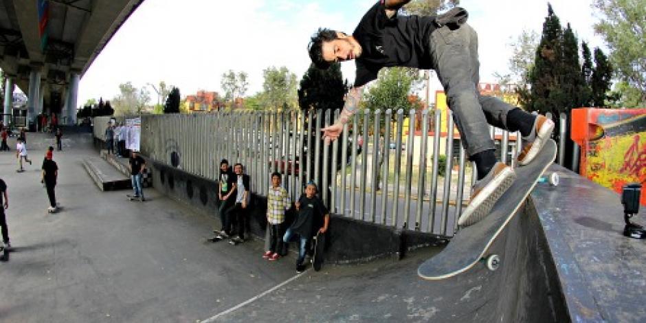 Buscan a los mejores skates de México